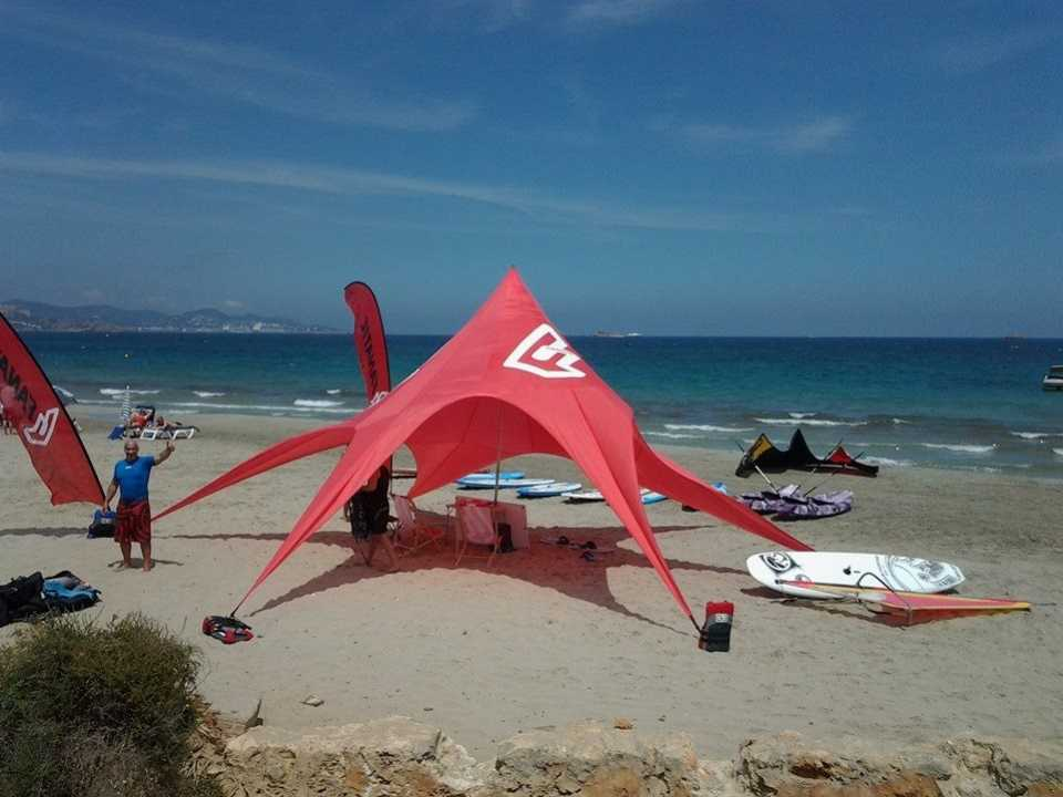 Kite Center in Playa den Bossa