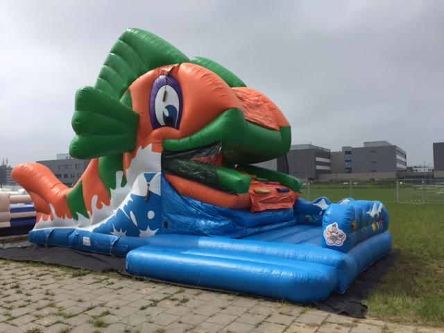 Hüpfrutsche Nemo
