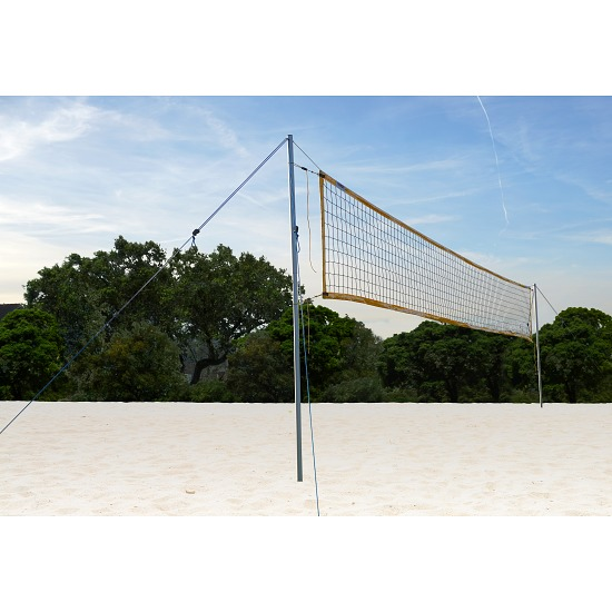 Beachvolleyballnetz