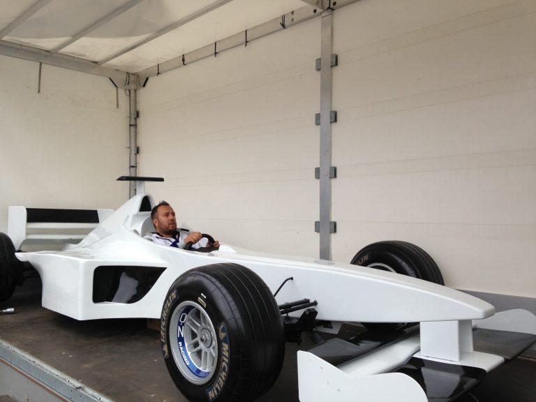 Formel 1 Simulator Mieten