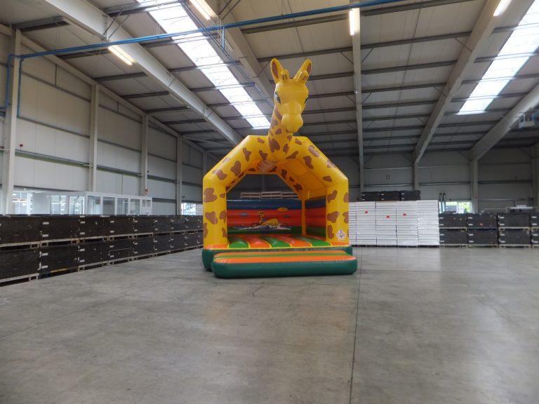 Giraffen Hopseburg