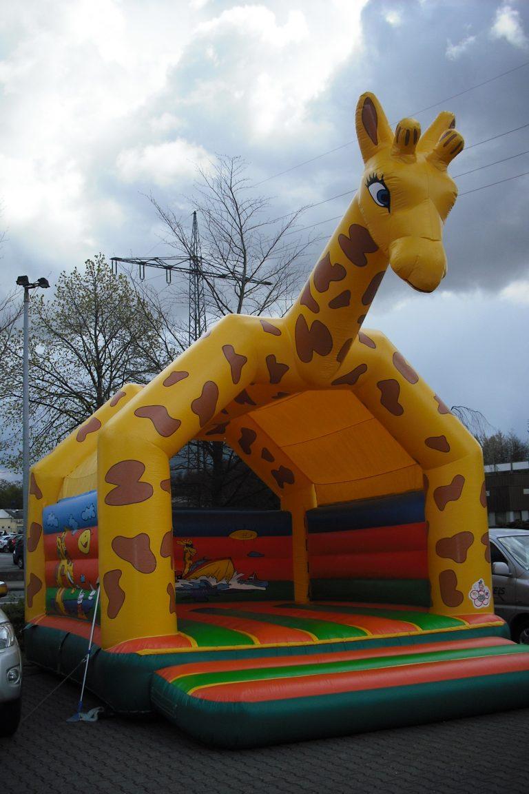 Hopseburg Giraffe