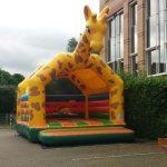 Hupefburg Giraffe