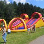 Riesen Wasserrutsche 25m