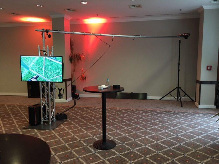 VR Game Station
