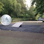 Zorbing Parcours
