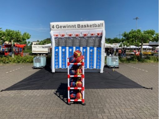 4 Gewinnt Basket mieten