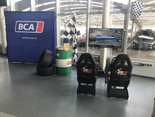 Doppel Racing Seat