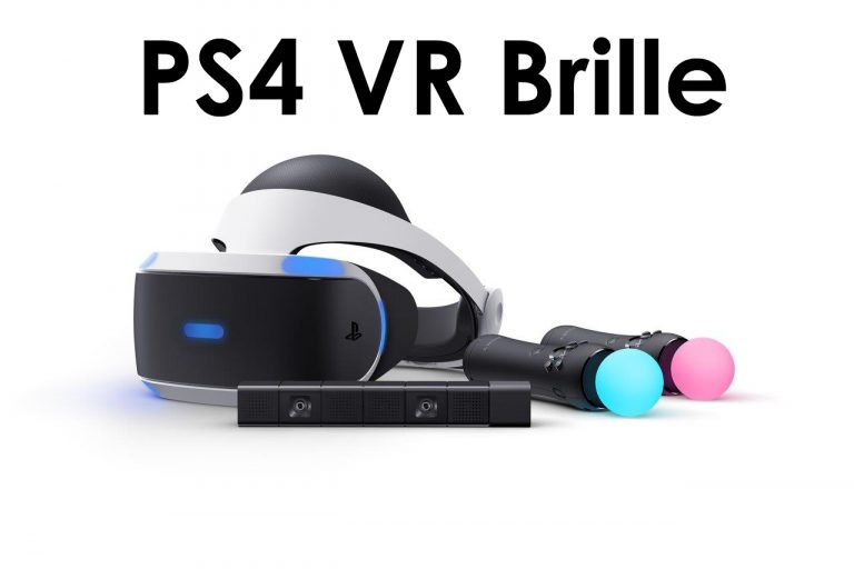 PS4 Pro VR Brille