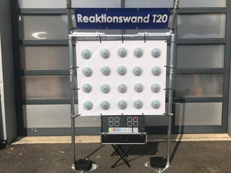 Reaktionswand T20