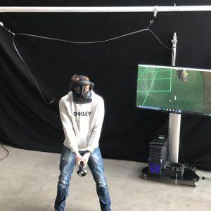 VR Golfsimulator