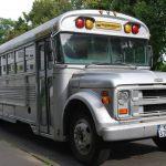 Amerikanischer Schulbus