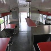 US Schulbus Sitzplätze