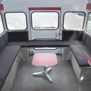 US Schulbus Detail