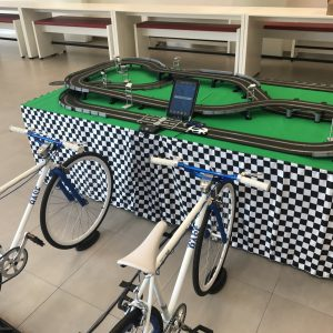 Bike Slotcarbahn