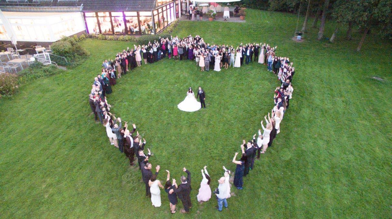 Hochzeit Familie Letzlingen Hochbild Foto Video Lehmann Der