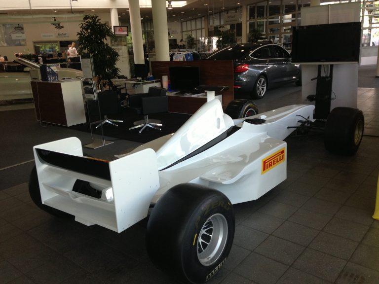 F1 Rennsimulation