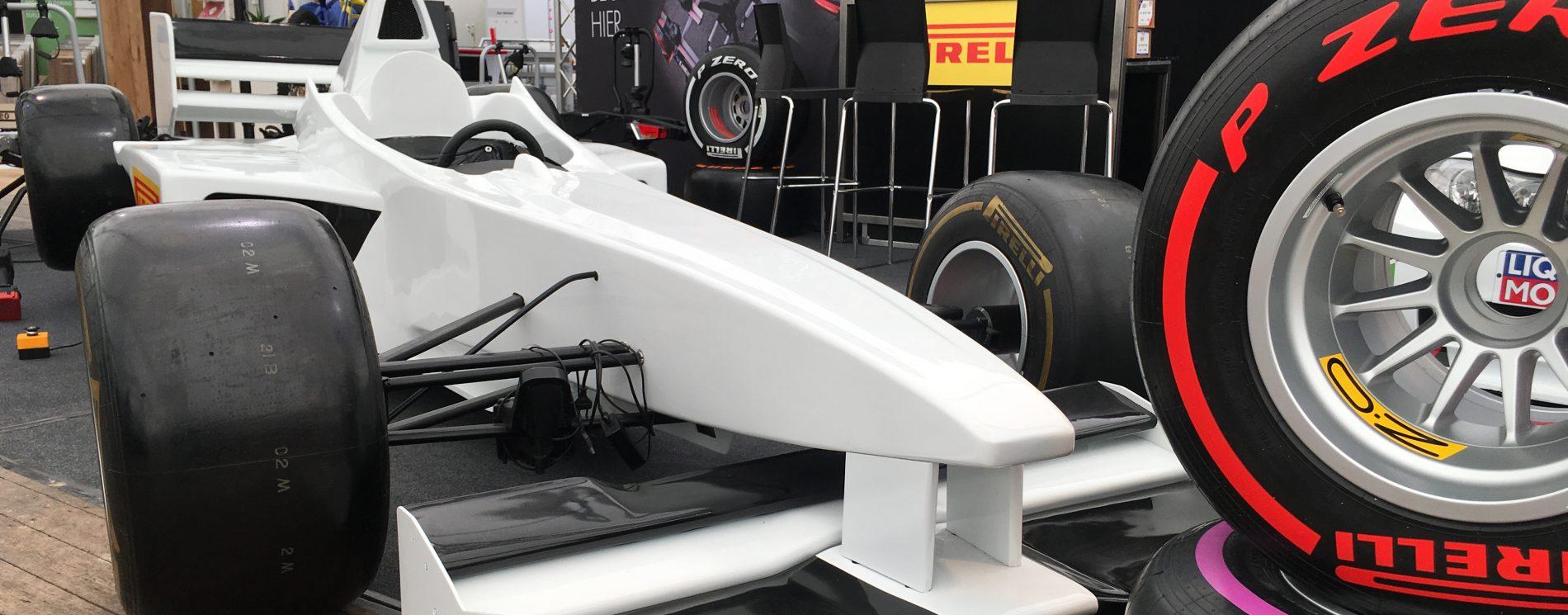 F1 Simulation Events