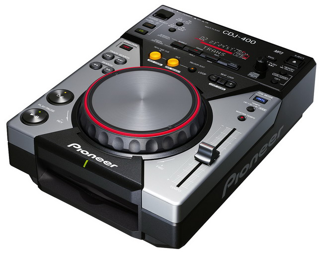 Pioneer Cdj 400 Cd Player