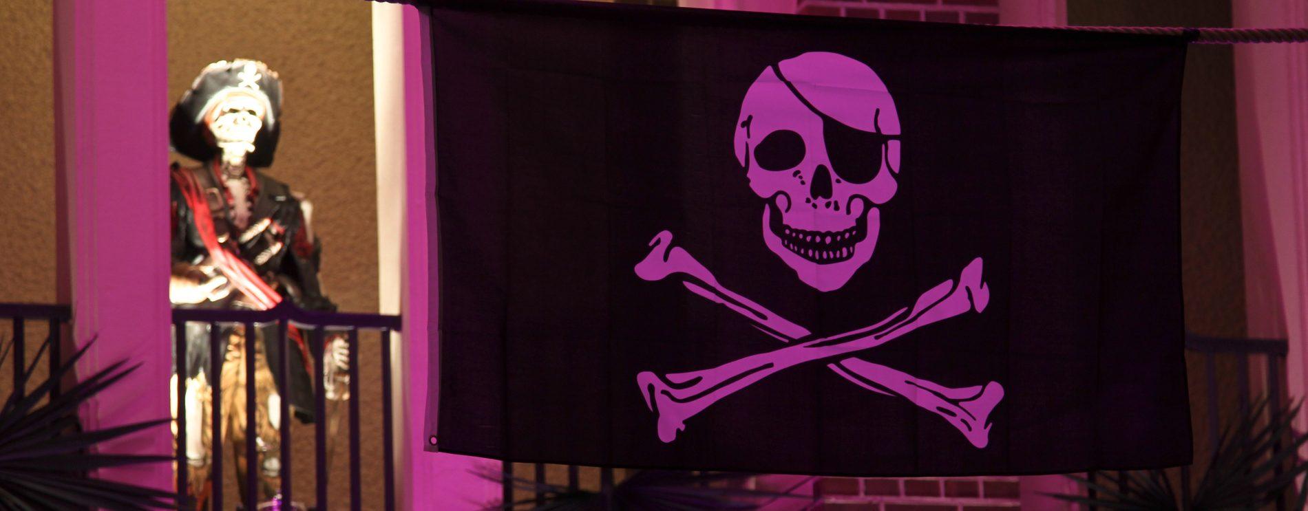 Piraten Deko