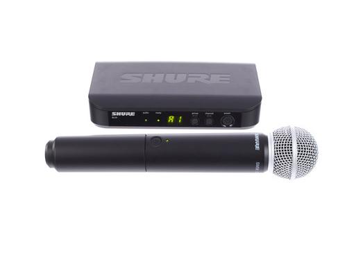 Shure Sm58 Funkmikrofon
