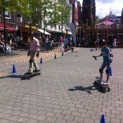 Skateboard Parcours