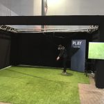 VR Golf Cage