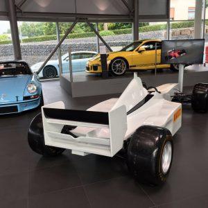 F1 VR Simulator