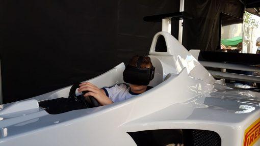 Formel 1 Simulator VR