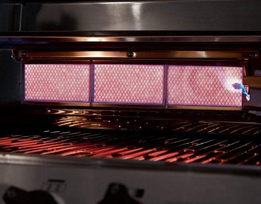 Infrarotbrenner BBQ Grill