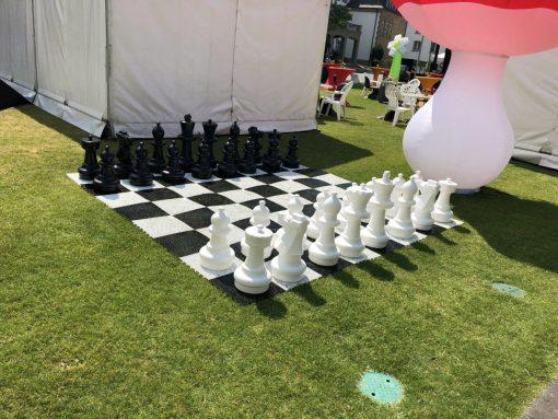 Outdoor Schach mieten