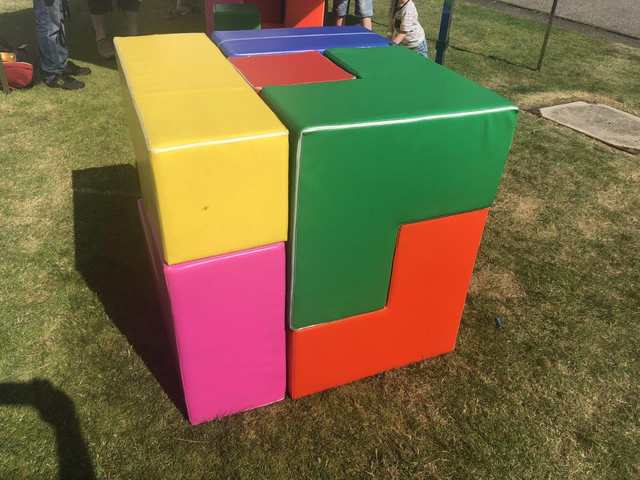 Tetris Pausen