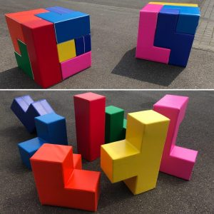 Tetris 3D XXL Battle