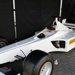 VR F1 Simulator