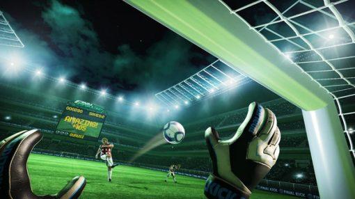 VR Goalkeeper mieten