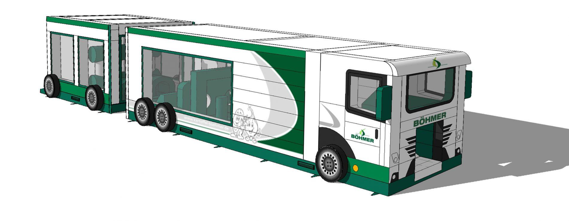 Truck Entwurf Böhmer