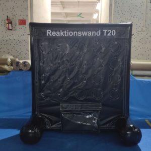 T20 Air Reaktionswand mieten